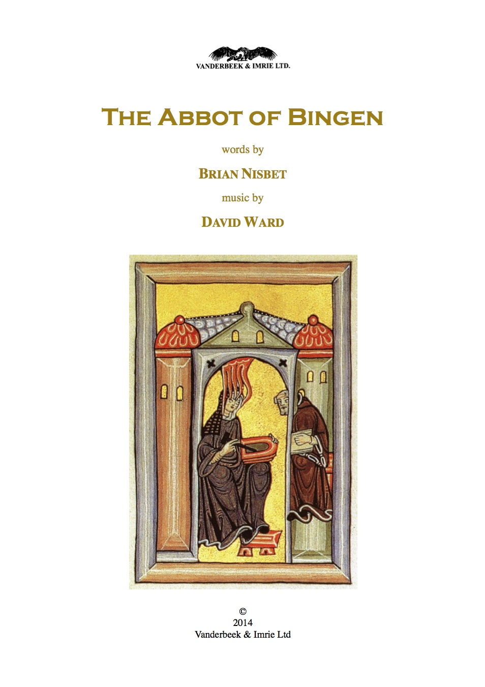 Abbot of Bingen cover