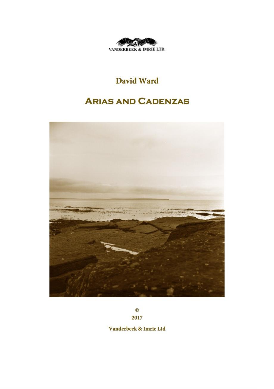 Arias and Cadenzas cover