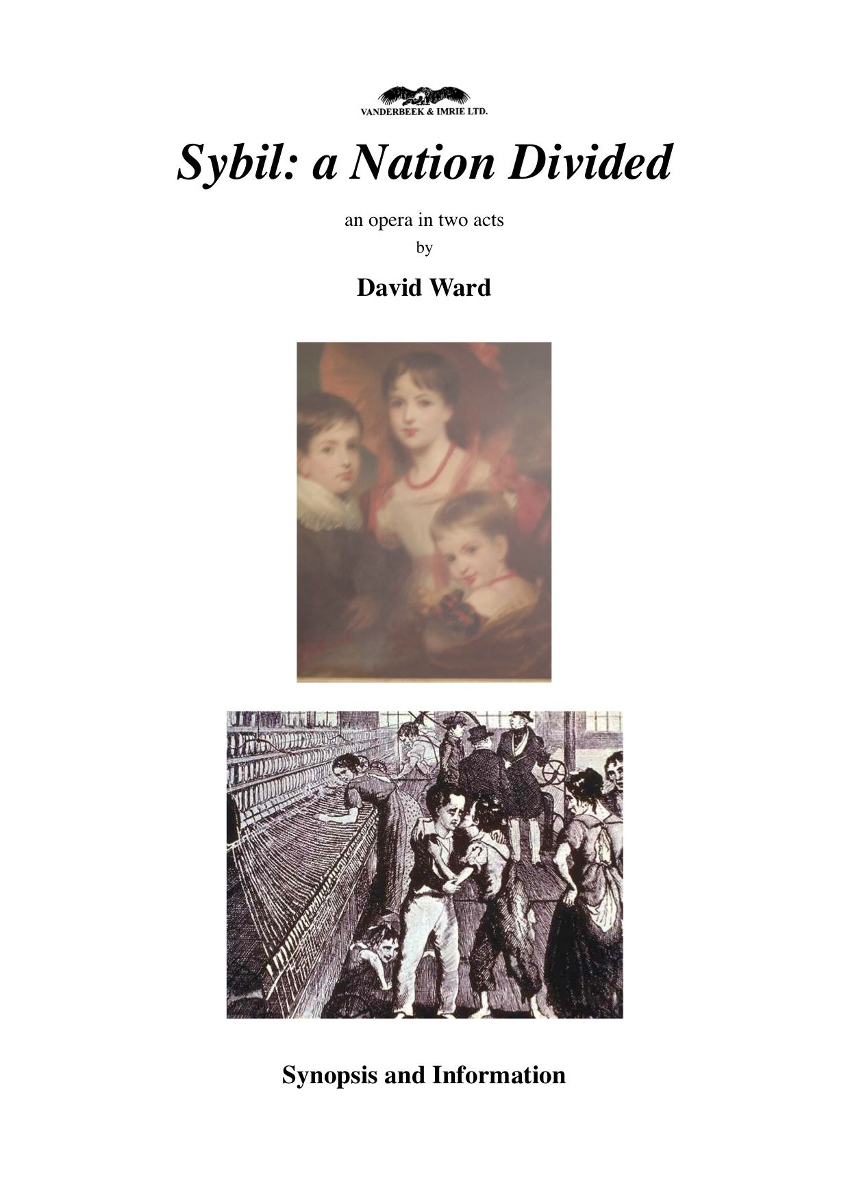Sybil cover and info