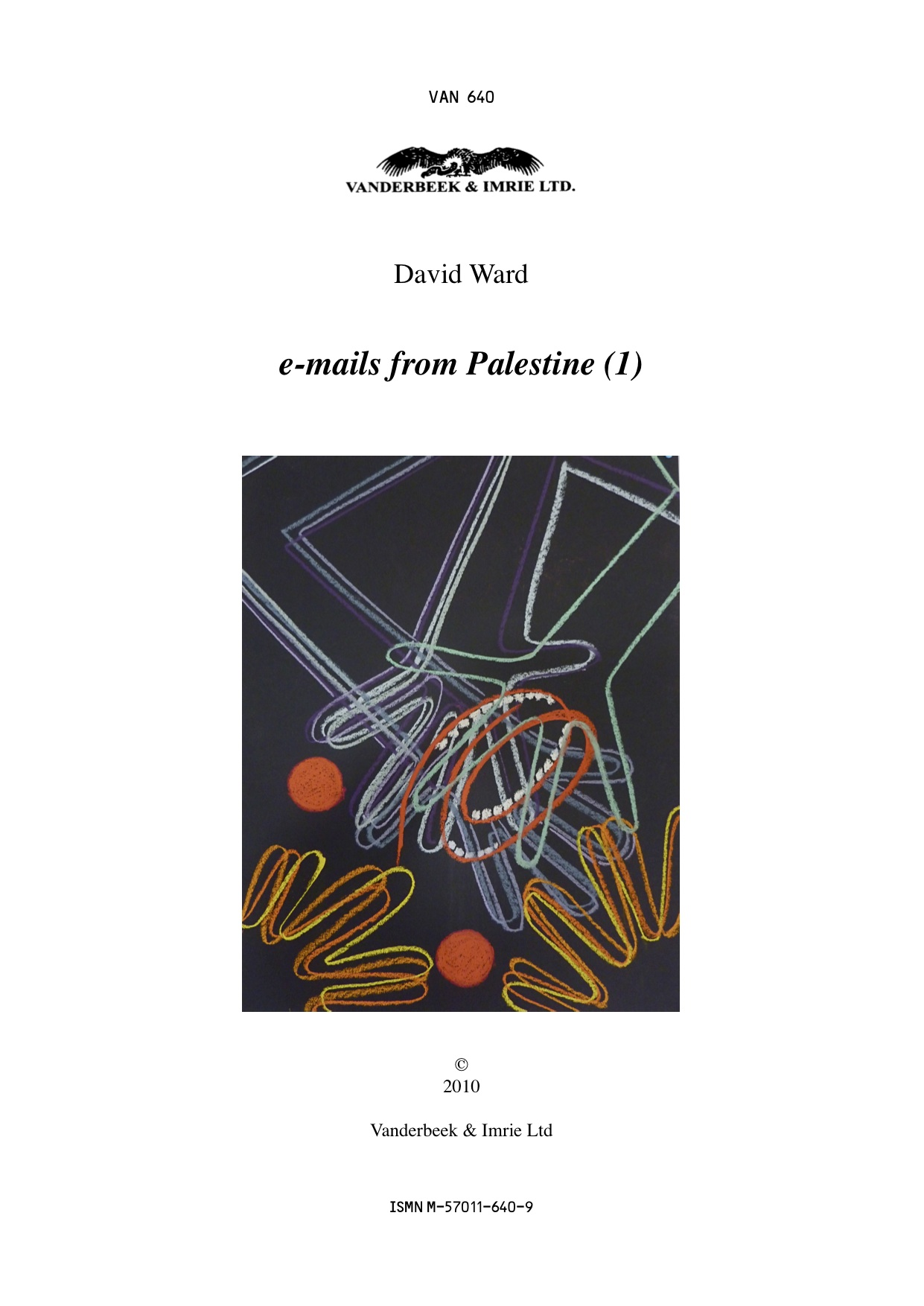 e-mails from Palestine